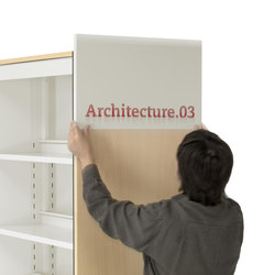 BBL signage | Library furniture | Mobles 114