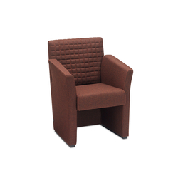 Zed Diamond armchair | Lounge chairs | SitLand