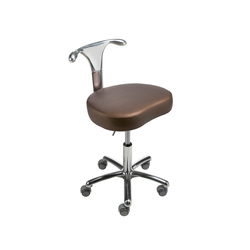 Tuxedo | SPALOGIC Pedicure stool | Beauty salon stools | GAMMA & BROSS