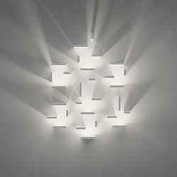 Set Big Wall lamp | Wall lights | Vibia