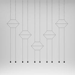 Wireflow 0332 Lampada da sospensione | Illuminazione generale | Vibia