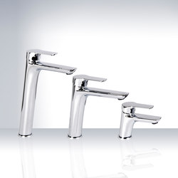 Miscelatori CannaLunga - Serie 4 | Wash-basin taps | Fima Carlo Frattini