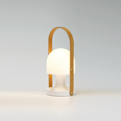 FollowMe | Table lamps in wood | Marset