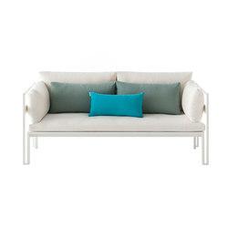 Jian sofa | Sofas de jardin | GANDIABLASCO