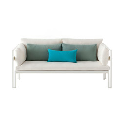 Jian sofa | Gartensofas | GANDIABLASCO