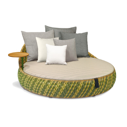Dala Loveseat | Seating islands | DEDON