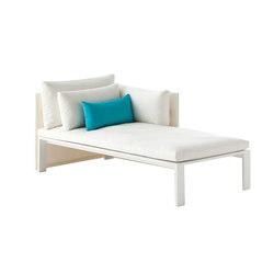 Jian sofa modular | Tumbonas de jardín | GANDIABLASCO