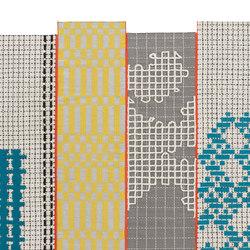 Bandas Rug Turquoise 240 2 | Alfombras / Alfombras de diseño | GAN