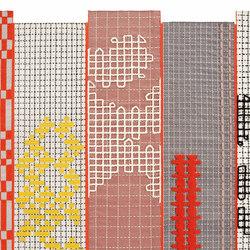 Bandas Rug Orange 300 6 | Alfombras / Alfombras de diseño | GAN