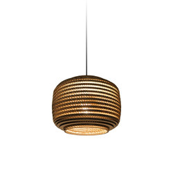 Ausi12 Natural Pendant | Suspensions | Graypants