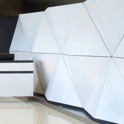 Soft Cells | Wall installation | Pannelli per parete | Kvadrat Soft Cells