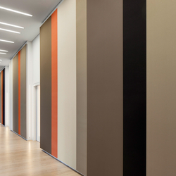 Soft Cells Broadline | Wall installation | Sound absorbing wall systems | Kvadrat Soft Cells