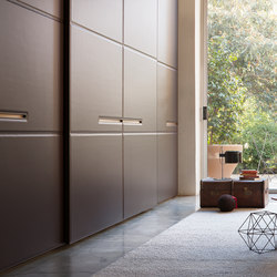 Armadio Warm | Sliding door | Cabinets | LEMA