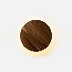 Radient Sconce | …de madera | Rich Brilliant Willing