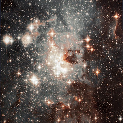 Nebula HEIC0607A | Rug | Rugs / Designer rugs | Schönstaub