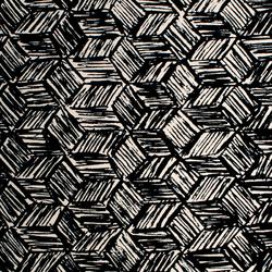B & W BWDSC02 | Rug | Formatteppiche / Designerteppiche | Schönstaub