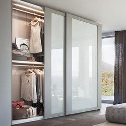 Armadio Riquadro | Sliding door | Cabinets | LEMA