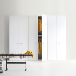 Armadio Elegant | Hinged door | Armoires | LEMA
