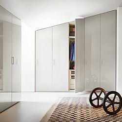 Armadio Liscia | Hinged door | Cabinets | LEMA