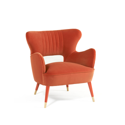 Babe | Armchair | Lounge chairs | MUNNA