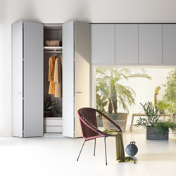Armadio Liscia | Hinged door | Armoires | LEMA