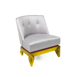 Caprice | Revisted Armchair | Poltrone lounge | MUNNA