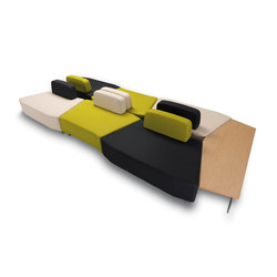 Apollo AP composition | Lounge sofas | True Design