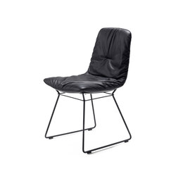 Leya | Chair with wire frame | Chairs | FREIFRAU MANUFAKTUR