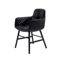 Leya Armchair High | Konferenzstühle | Freifrau Sitzmöbelmanufaktur