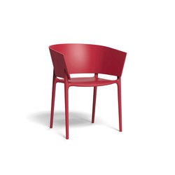 Africa chair | Restaurant chairs | Vondom