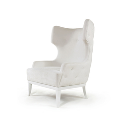 Soft & Creamy | Armchair | Lounge chairs | MUNNA