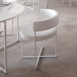 sirio sedia | Restaurantstühle | Porada