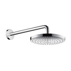 Hansgrohe Raindance Select S 240 2jet overhead shower EcoSmart 9 l/min with shower arm 390 mm | Shower taps / mixers | Hansgrohe