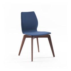 Tilde | Restaurant chairs | Porada