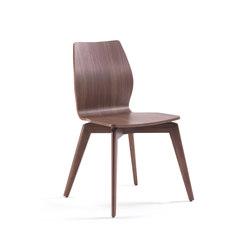 tilde | Restaurantstühle | Porada
