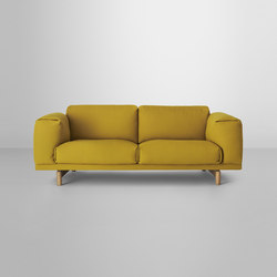 Rest | 2-seater | Loungesofas | Muuto