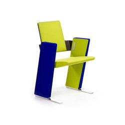 Ego | Auditorium seating | True Design