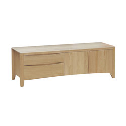 Artisan wide IR TV cabinet | Muebles Hifi / TV | Ercol
