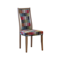 Artisan padded back dining chair | Restaurant chairs | Ercol
