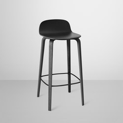 Visu Bar Stool High Stools Muuto