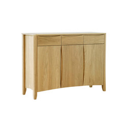 Artisan three door sideboard | Sideboards / Kommoden | Ercol