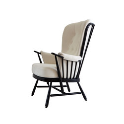 Evergreen | easy chair | Loungesessel | Ercol