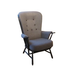 Evergreen easy chair | Lounge chairs | Ercol
