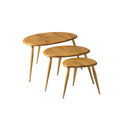 Originals nest of tables | Mesas auxiliares | Ercol