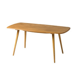 Originals plank table | Mesas de cantinas | Ercol