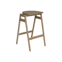 Svelto | stacking bar stool | Barhocker | ercol