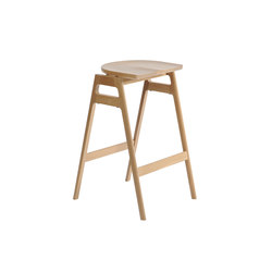 Svelto stacking bar stool | Tabourets de bar | Ercol