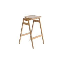 Svelto | stacking bar stool | Bar stools | Ercol