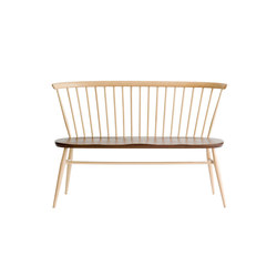 Originals love seat | Restaurant seating systems | Ercol