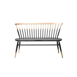 Originals love seat | Waiting area benches | ercol